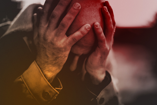 anguish and Depression in the bible