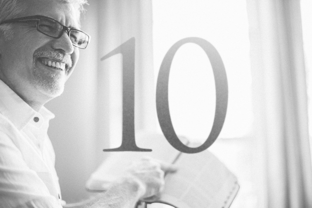 10 Reasons Why I Am Thankful to Be a Pastor