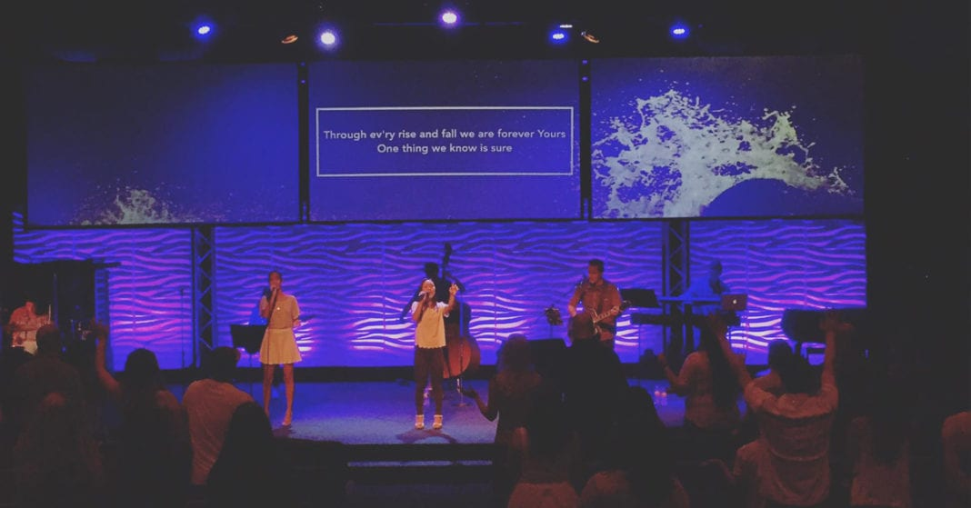 Lifehouse Church Streams Their Worship Worldwide With Matrox Monarch HDX