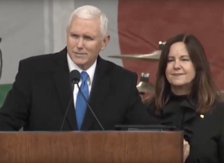 Mike Pence March for Life 2019