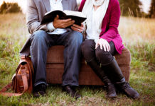 pastor and spouse