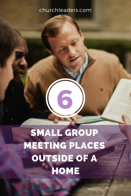 small group meeting places