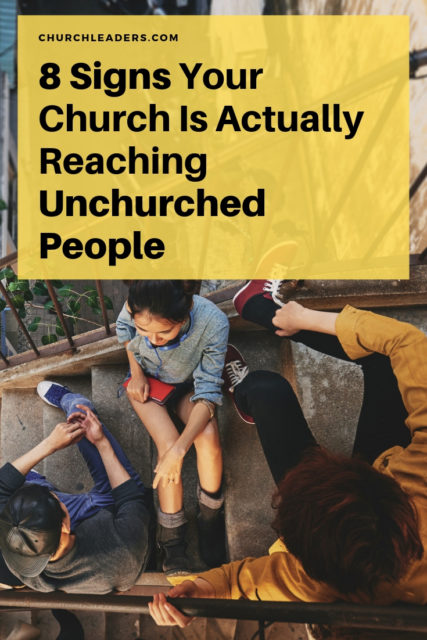 reaching Unchurched