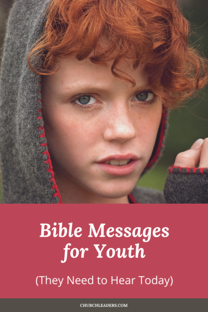 bible messages for youth