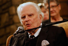 Billy Graham death