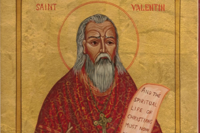 the story of st. valentine for kids
