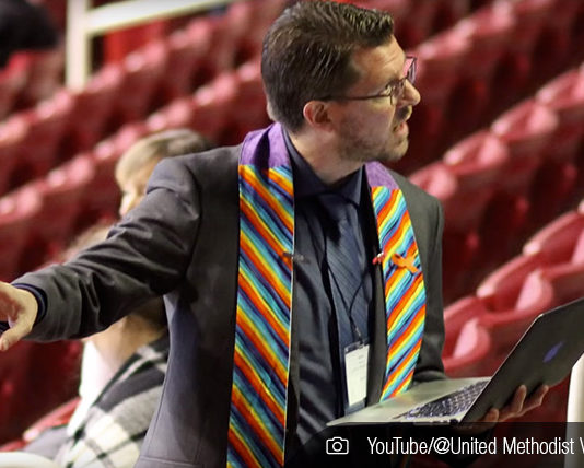 United Methodist General Conference homosexuality vote