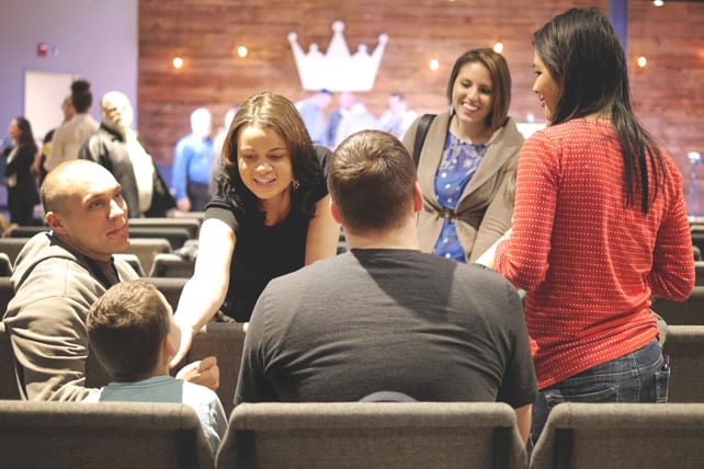It Takes a Church to Raise Your Child