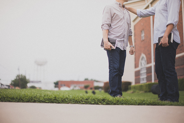 Take it From Someone Who Reported Abuse in the Church: Get Outside Help