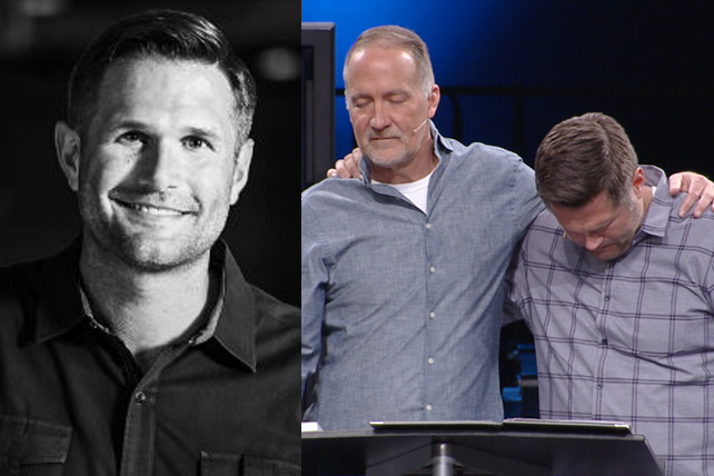 Kyle Idleman Takes Leadership of One of the Largest Megachurches