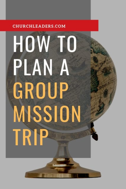 Group Mission Trip