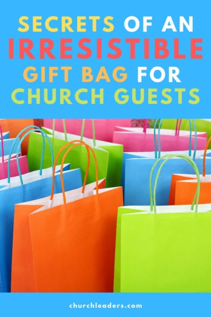 gift bag for church