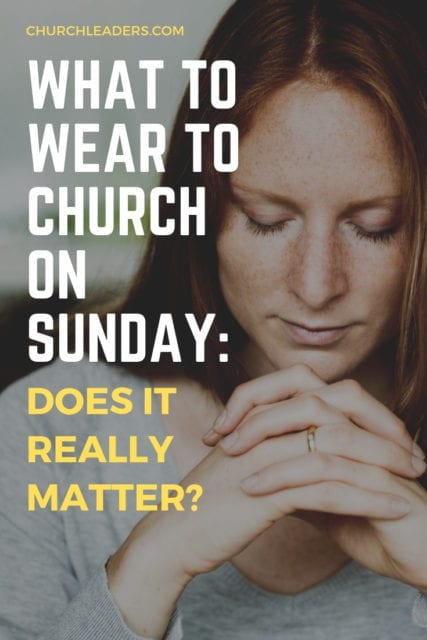 what to wear to church