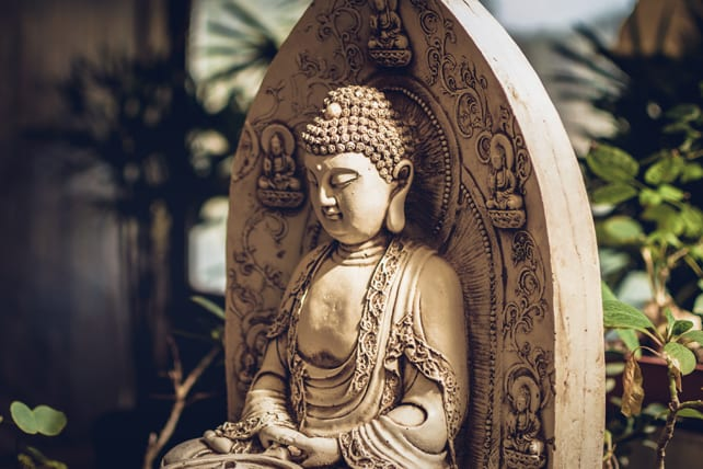The Allure of Buddhism