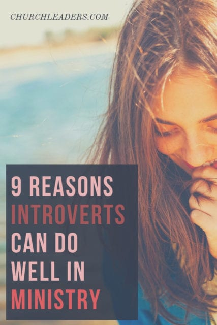 Introverts and Church