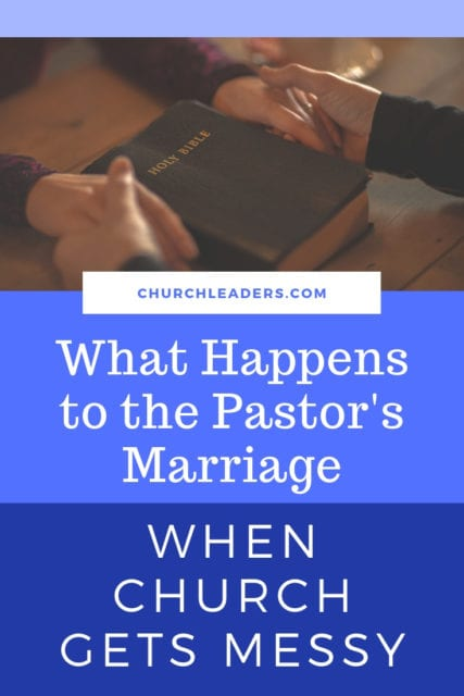 Pastor's Marriage