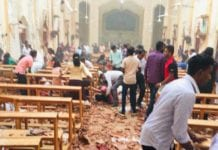 Three Churches Targeted in Multiple Sri Lanka Bombings, Death Toll Rising