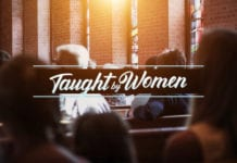 Women teachers Taught By a Woman