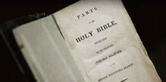 what does the bible say about slavery