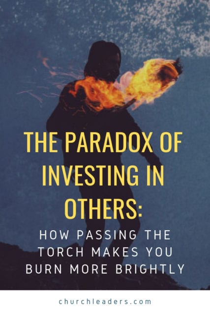 investing in others