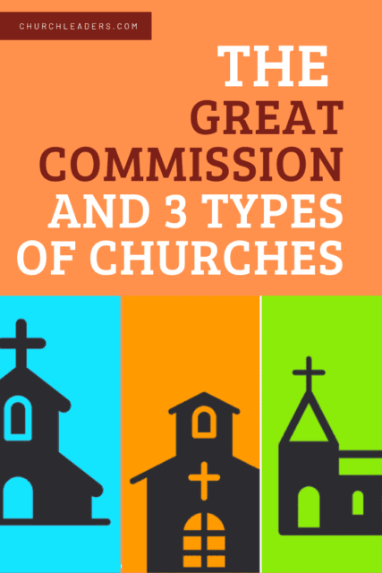types of churches