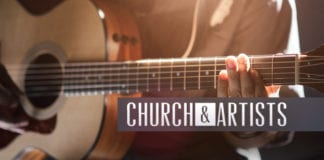 church and artists