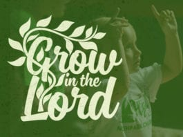 kids grow in Christ