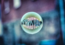 Christian bubble