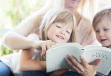 Introduce the Bible to Preschoolers
