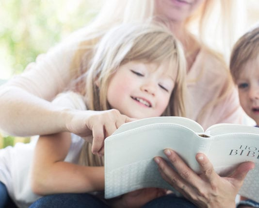 15 Ways to Introduce the Bible to Preschoolers