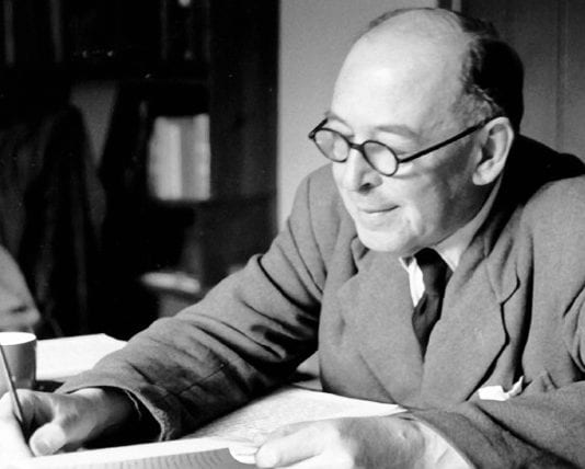 quotes from C.S. Lewis