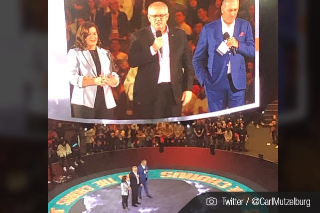 PM Morrison Graces Hillsong Conference, Prays to 'break the