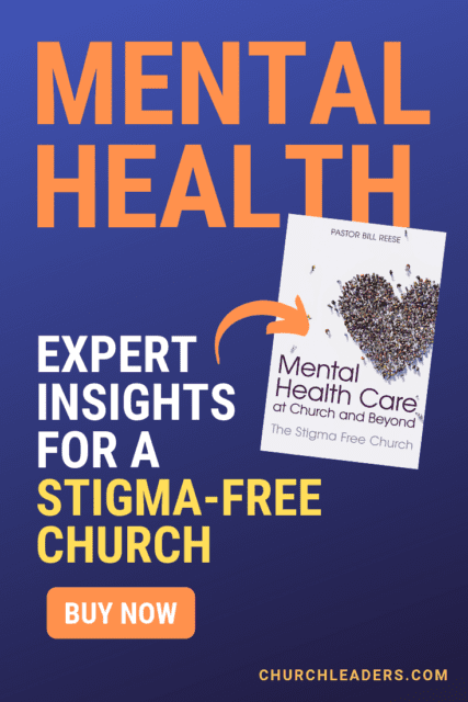 Mental Health Care at Church and Beyond