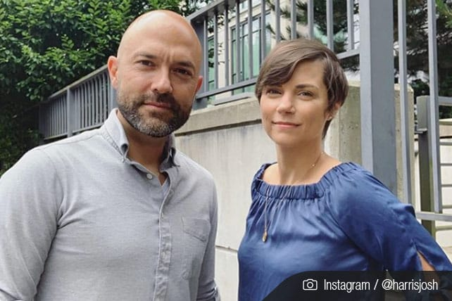 Joshua Harris and Shannon Harris