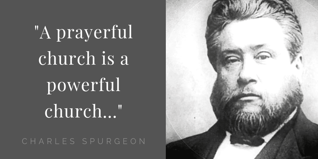 Chalres Spurgeon quotes