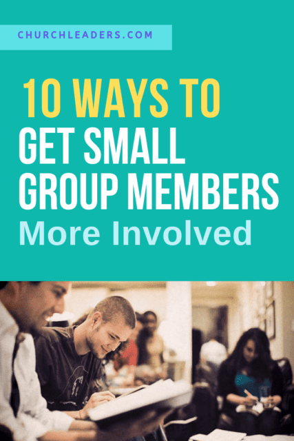 small group members participate