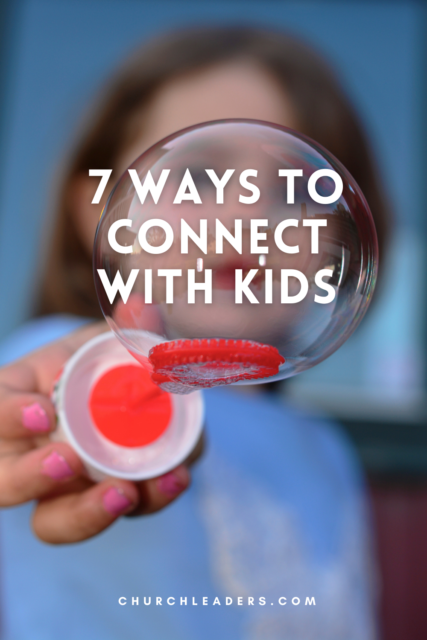 connect with kids