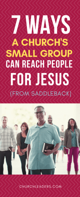 Church's Small Groups
