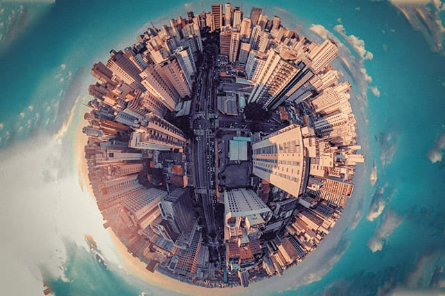 How Will the World Look When It Stops Growing?