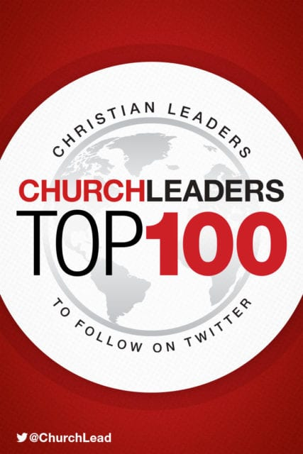 Top 100 Christian Leaders to Follow on Twitter