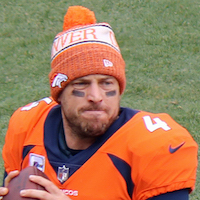 christian football players in the nfl Case Keenum