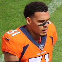 christian football players in the nfl Justin Simmons