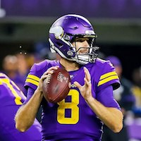 christian football players in the nfl Kirk Cousins