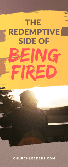 being fired