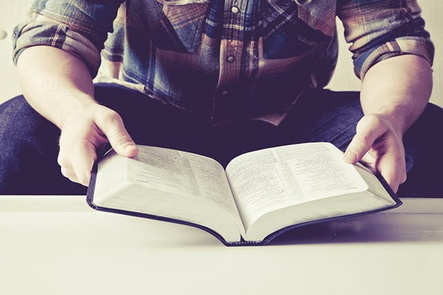 When Studying the Bible, Don't Follow Your Heart