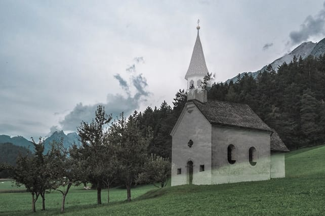 The Almost Invisible Church