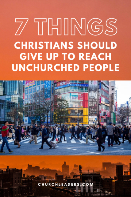 unchurch people
