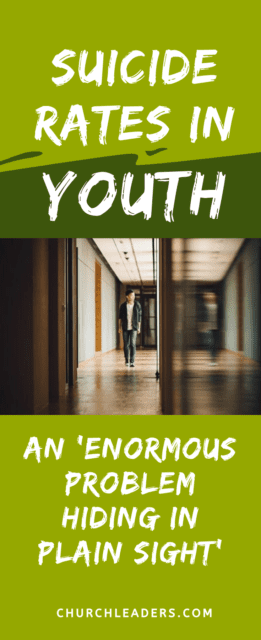 suicide rates in youth