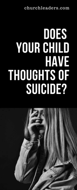 thoughts of suicide
