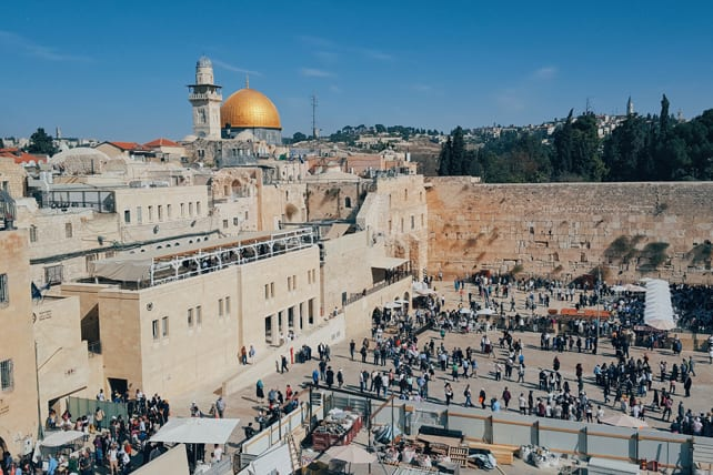 Where Jesus Walked on Earth—Modern Sites from the Life of Christ